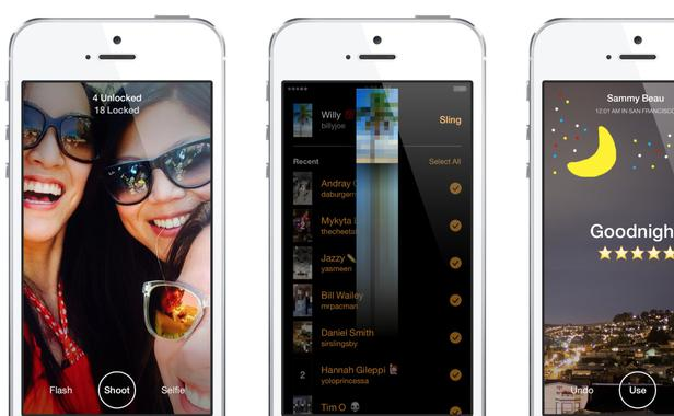 Slingshot, l'application de messages éphémères de Facebook