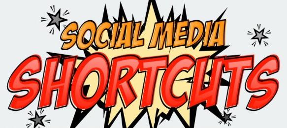Raccourcis claviers pour les réseaux sociaux