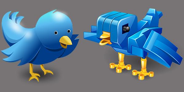 1 compte Twitter sur 10 alimenté par un bot