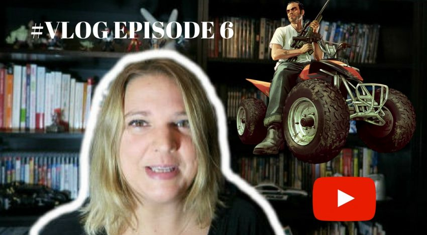 #VLOG EPISODE 6 – Strategie youtube – Morgane Février