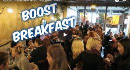 Boost Breakfast avec Margaux Klein