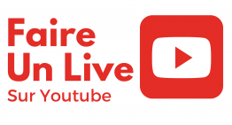 Comment faire un live sur youtube ?