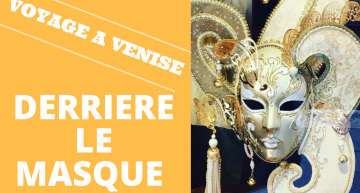 Bas les MASQUES soyez AUTHENTIQUES ! #Voyage #Venise