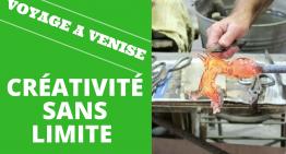 Votre CREATIVITE est sans LIMITE #Voyage #Venise