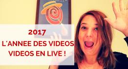 Nouvelles fonctionnalités VIDEO LIVE 2017 ?