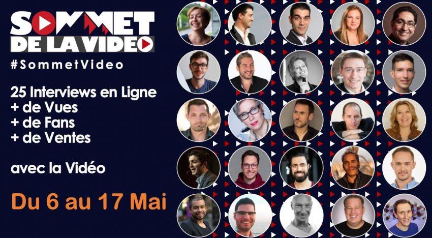 Le Sommet de la vidéo 2019