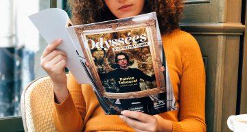 LiveMentor sort son magazine Odyssées d'Entrepreneurs