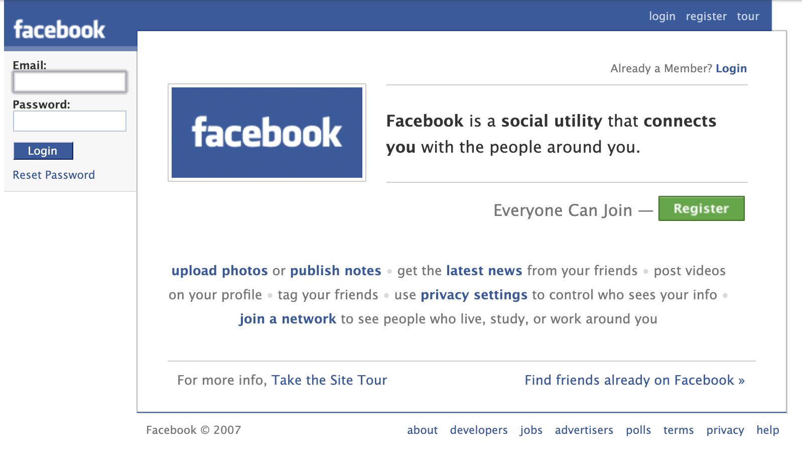 Facebook_en_2007