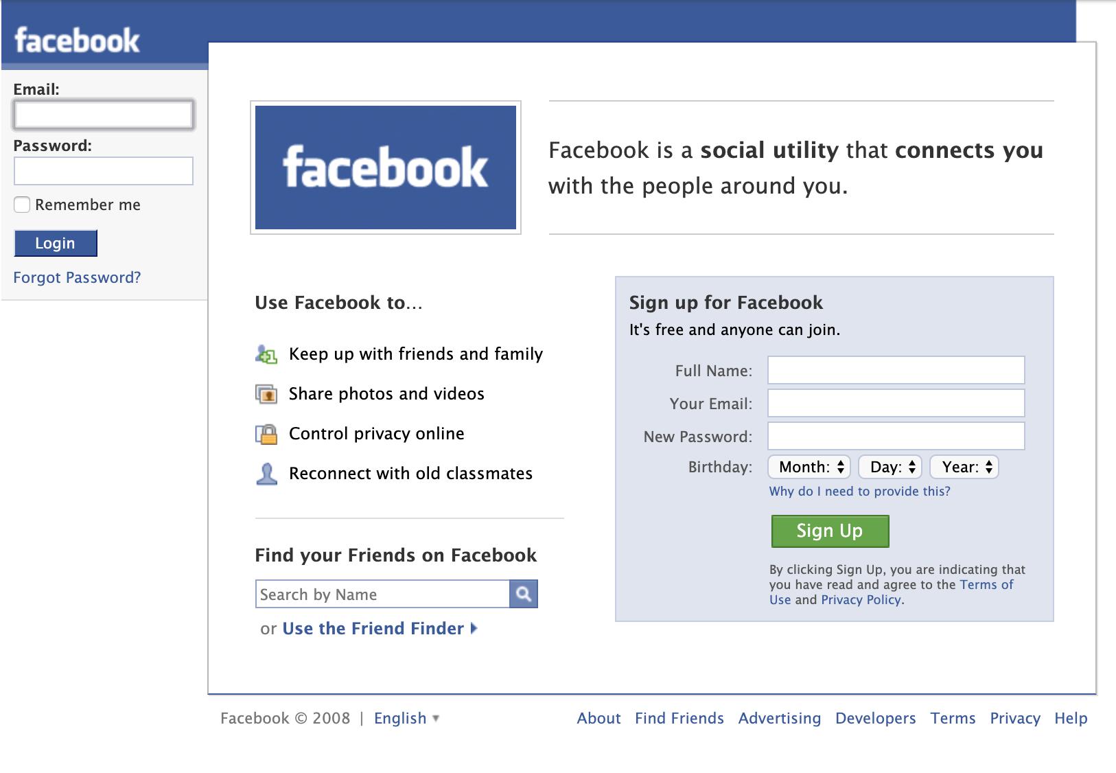 Facebook_en_2008